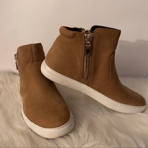KENNETH COLE | Kiera camel sneaker